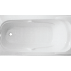 Ванна акриловая с ножками SunLight 4051 (1700 х 700 х 390 мм)