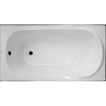 Ванна акриловая с ножками SunLight 4051 (1300 х 680 мм)