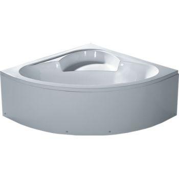 Ванна акриловая угловая SunLight 4042-130