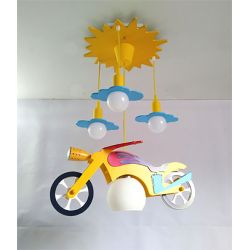 Люстра детская SunLight 6051-4