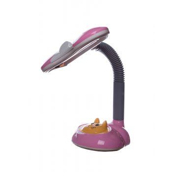 Лампа настольная детская SunLight 2009 розовая