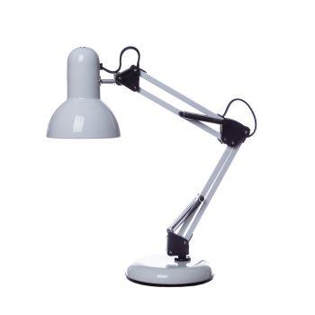 Лампа настольная ученическая SunLight 811 белая